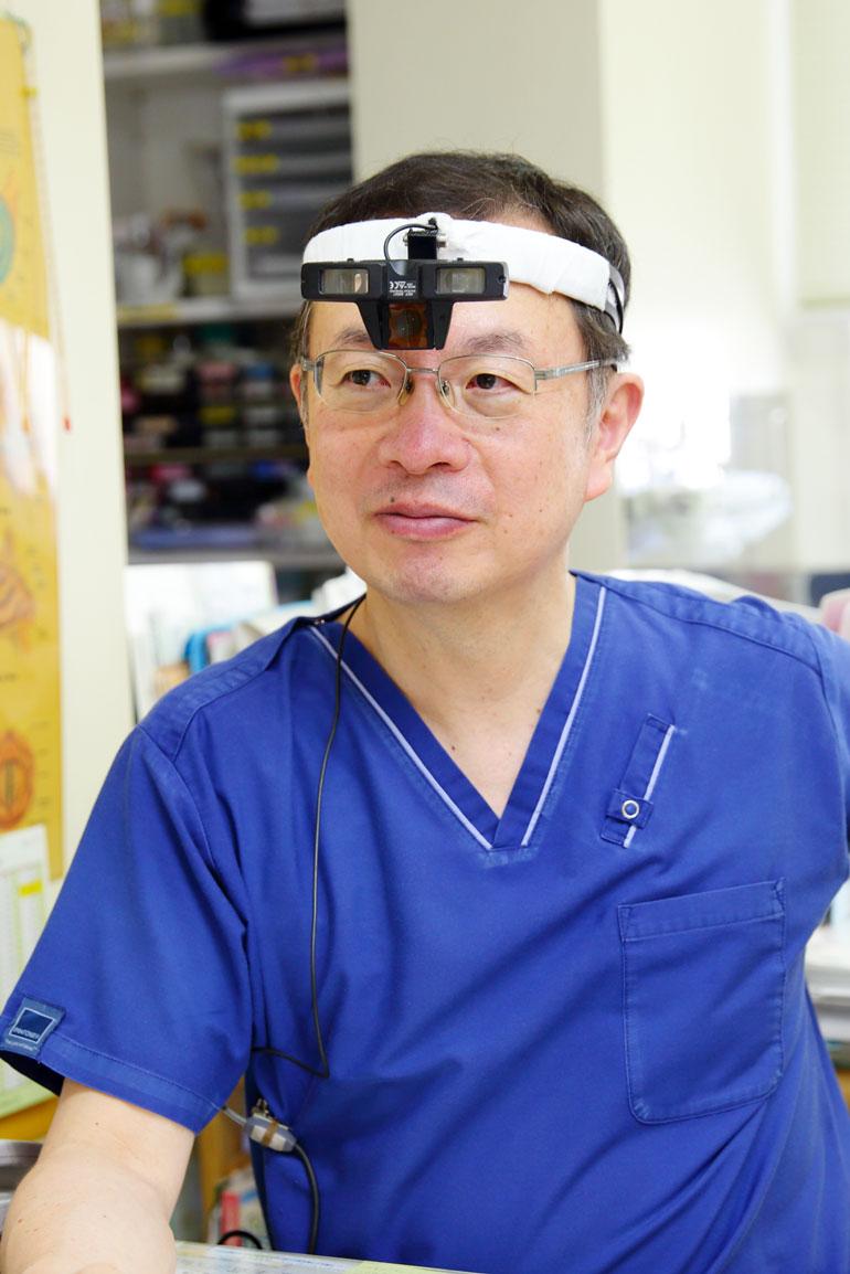 西山耳鼻咽喉科医院 院長 西山 耕一郎